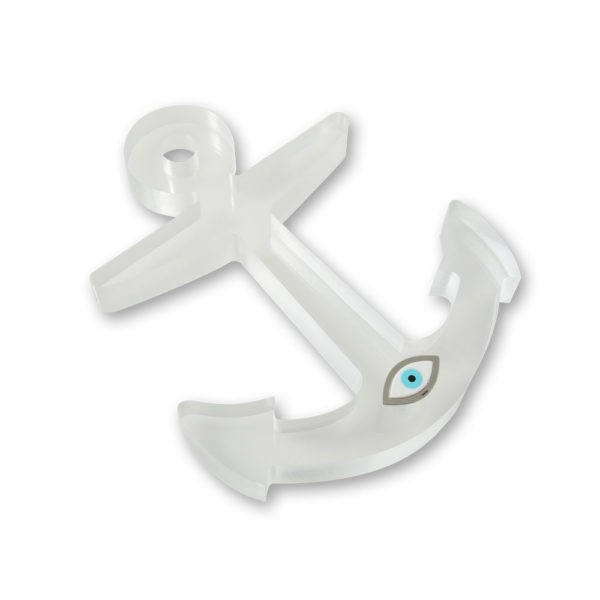 PLEXI GLASS ANCHOR