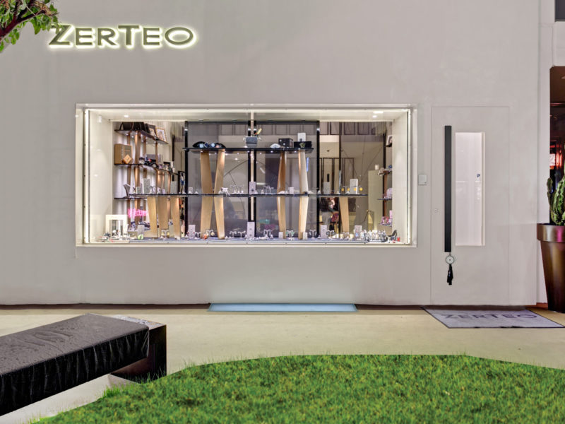 Zerteo Jewelry Shop at Glyfada