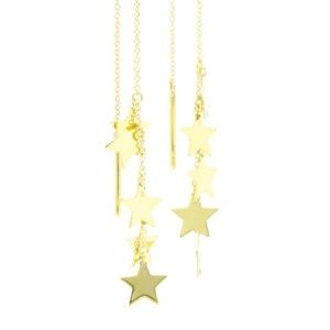 Star Earrings ZERTEO GLYFADA